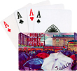 Seattle Public Market Playing Cards