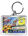 Pike Place Market, Seattle Keychain