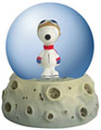 NASA Snoopy Water Globe, 65mm