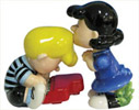 Lucy & Schroeder S&P Shakers - Peanuts Character Figurine