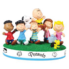 Peanuts Gang Photo Figurine, 4 H