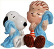 Snoopy & Linus Figurine - Peanuts Characters S&P Shakers