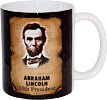 Abraham Lincoln's Gettysburg Address Coffee Mug