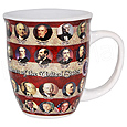 Presidents of the United States Ceramic Mug
