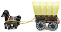 Classic Covered Wagon, Trinket Box