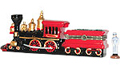 Classic American Coal Train Figurine Trinket Box