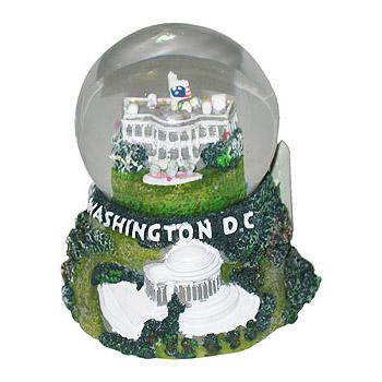Washington Dc Mini Snow Globe 2 75 Quot H