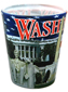 Washington, D.C Collage Shot Glass