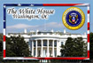White House Postcard