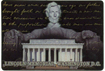 Lincoln Memorial, Washington D.C Magnet