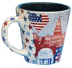 Washington DC Ceramic Souvenir Mug - Capitol Landmark