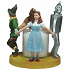 Wizard of Oz, Four Friends Candle Holder, 7.25 H